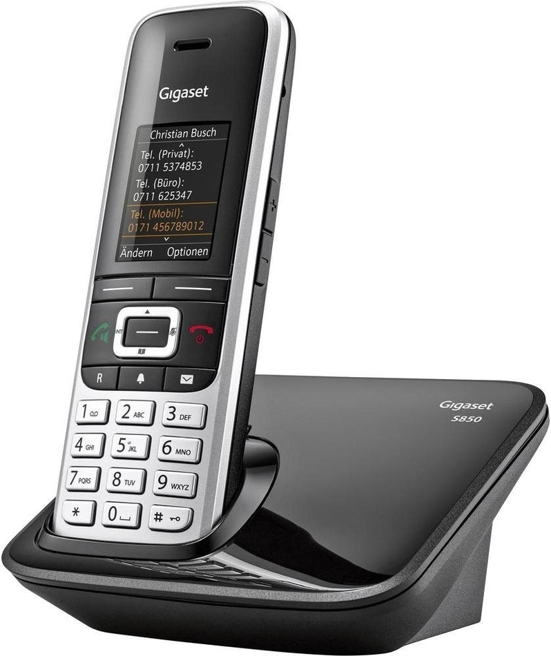 Domácí telefon Siemens Gigaset S850