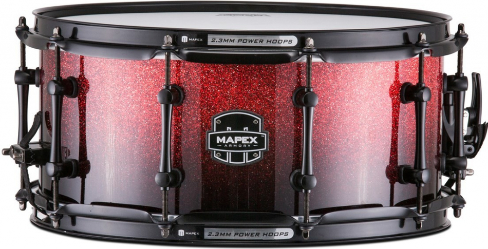 ARML4650BNV ARMORY SNARE MAPEX