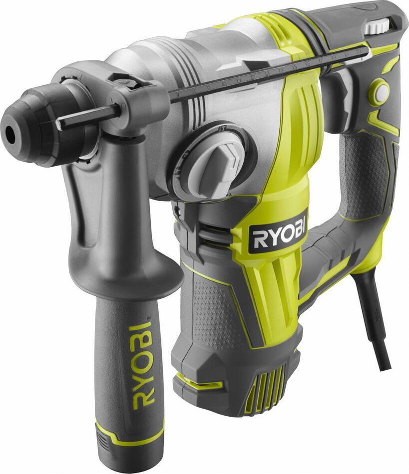 Ryobi RSDS800-K, 800 W příklepová vrtačka SDS+ s elektrickým motorem