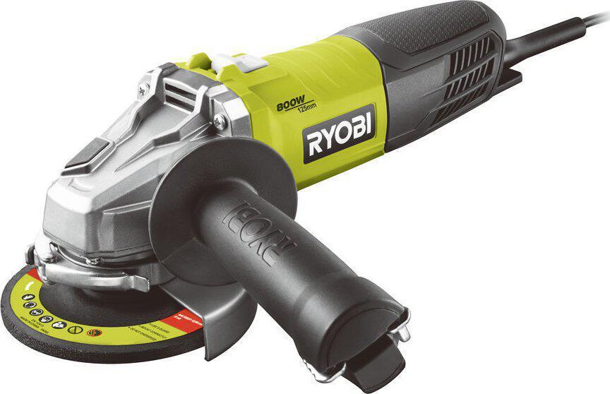 Úhlová bruska Ryobi RAG800-125G