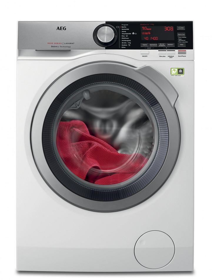 Pračka AEG ÖKOMix® L8FEC49SC