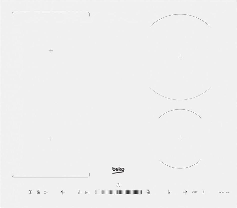 Indukční varná deska Beko HII64500FHTW