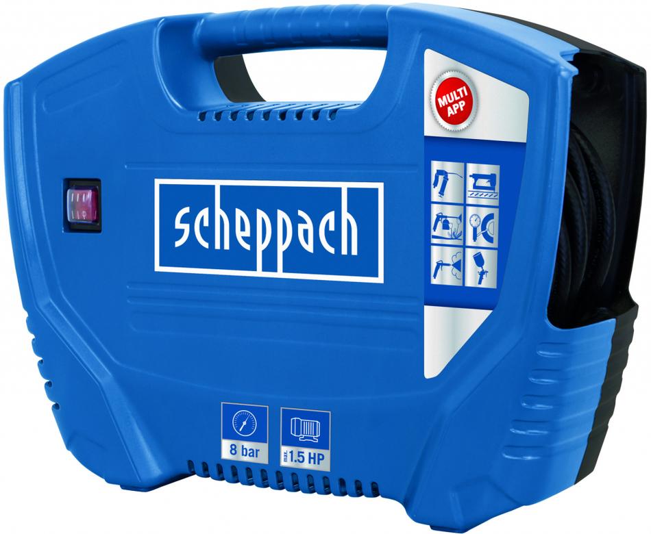 Bezolejový kompresor Scheppach Air Force
