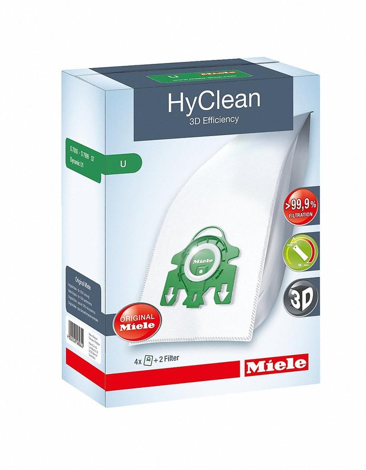 Náhradní filtry Miele HyClean U
