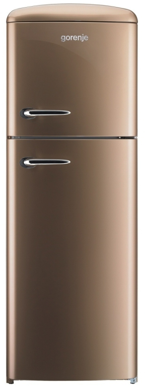 Chladnička Gorenje RF 60309 OCO kávová