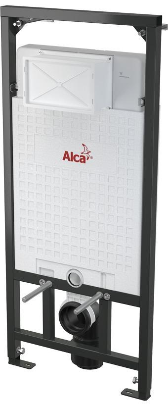 Předstěnový instalační systém pro suchou instalaci (do sádrokartonu) AlcaPlast A101/1200