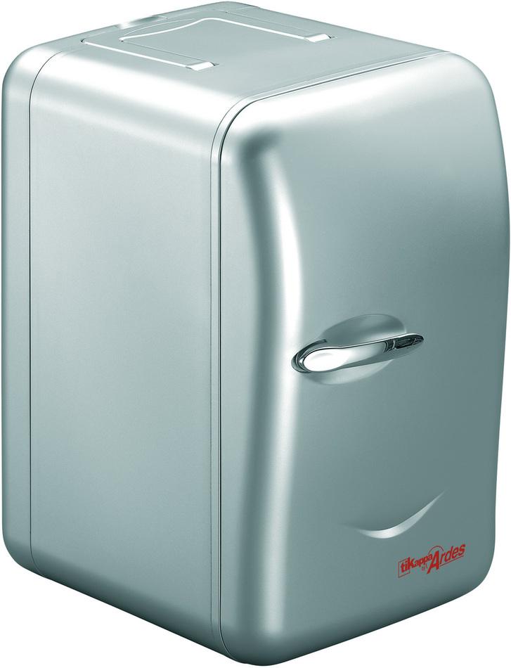 Chladnička mini Ardes TK44 stříbrná