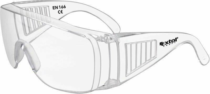 Ochranné brýle EXTOL třídy F