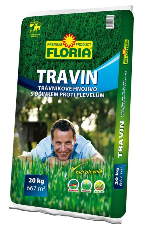 Hnojivo Agro KT Travin 20 kg CZ
