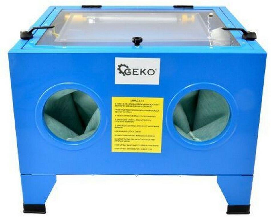 Pískovací box, 90l GEKO