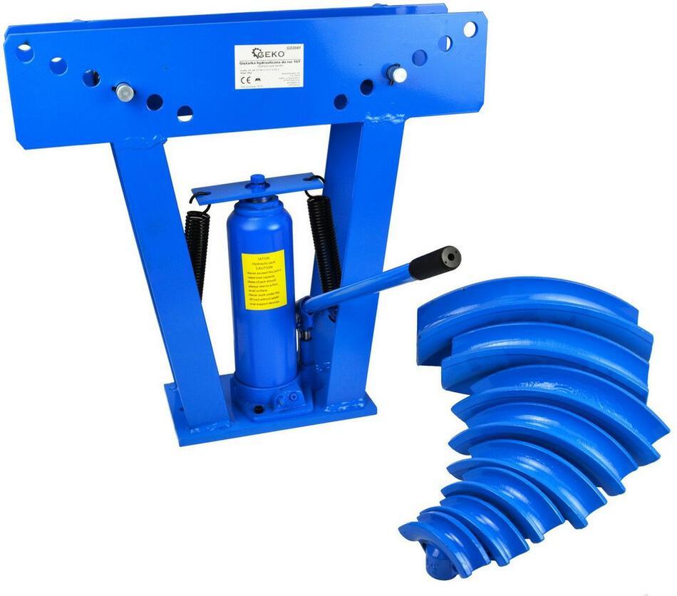Hydraulická ohýbačka potrubí, 16T, 2 krabice GEKO