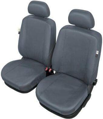 Autopotahy PRACTICAL na přední sedadla, šedé SIXTOL