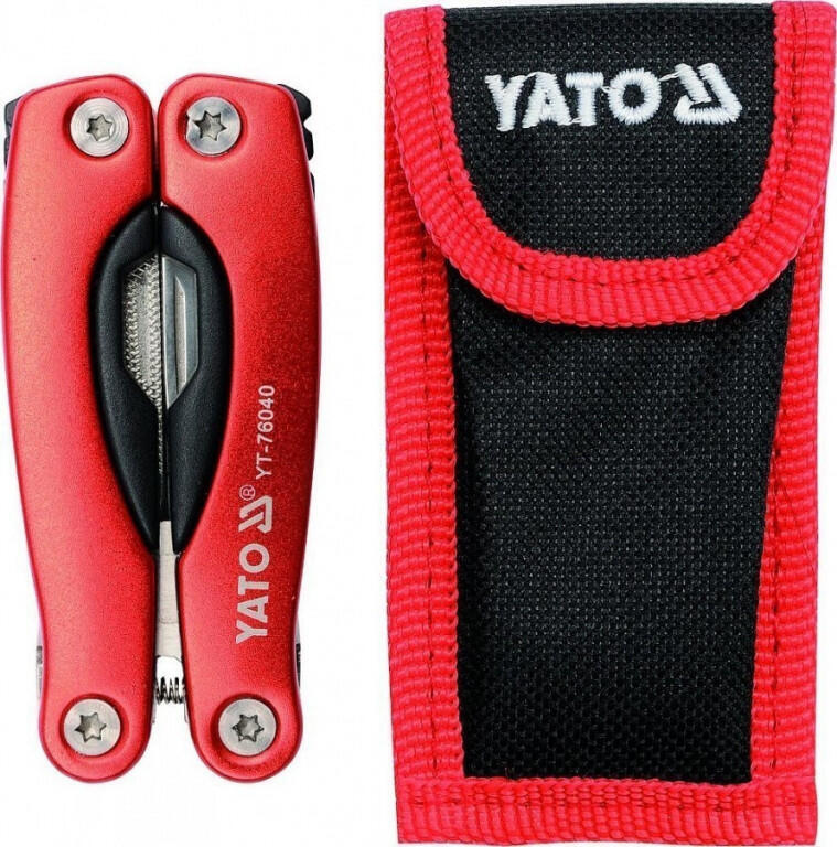 Multifunkční nůž, 9 funkcí YATO