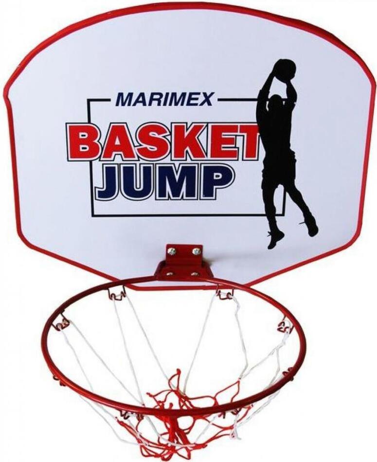 Koš basketbalový k trampolínám Marimex (19000056)