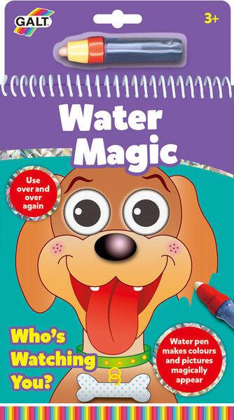 Vodní magie - Kdo tě sleduje?