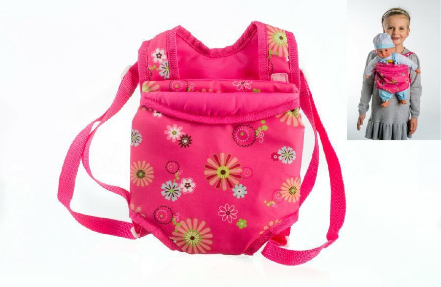 Nosítko klokanka látková pro miminka/panenky 29x20cm v sáčku