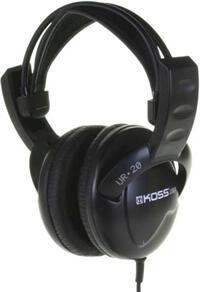 Sluchátka Koss UR 20 - černá