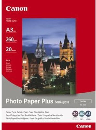 Papíry do tiskárny Canon SG-201 A3, 260g, 20 listů