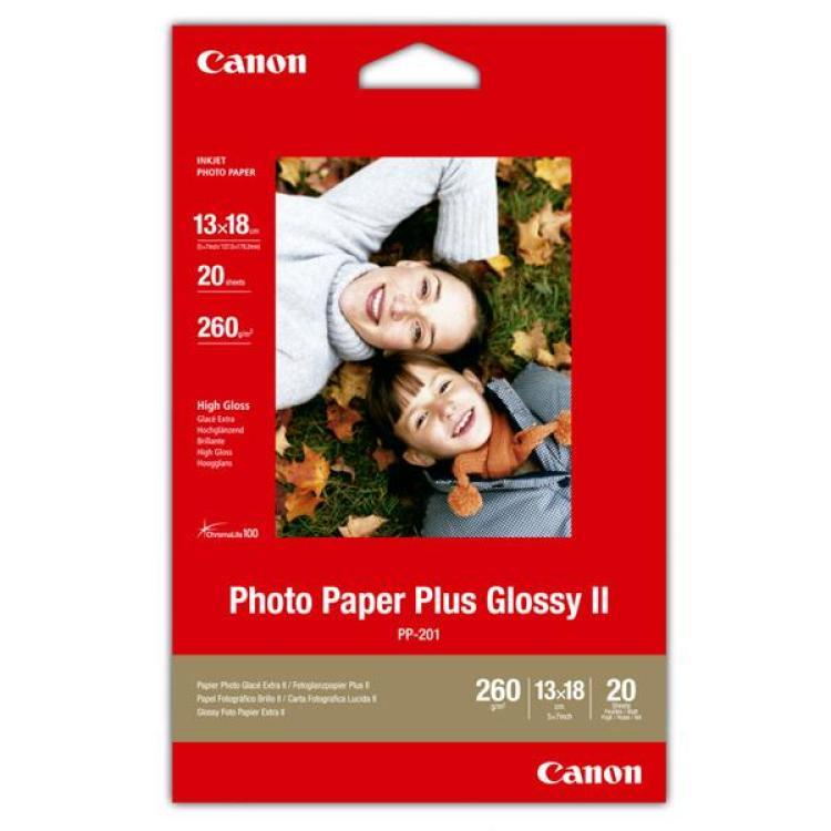 Papír Canon Photo lesklý PP201 A3+ 20 listů (2311B021)