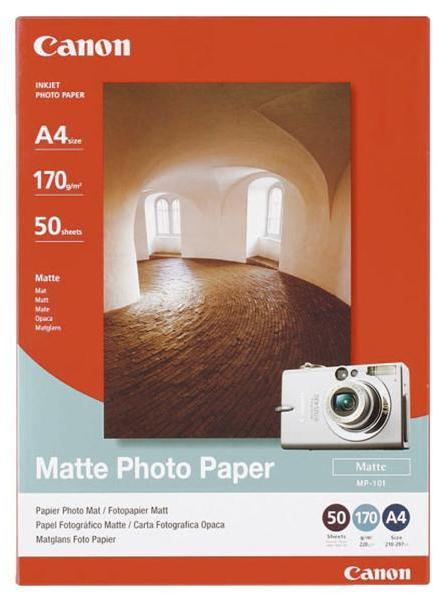 Papíry do tiskárny Canon MP-101 A3, 170g, 40 listů