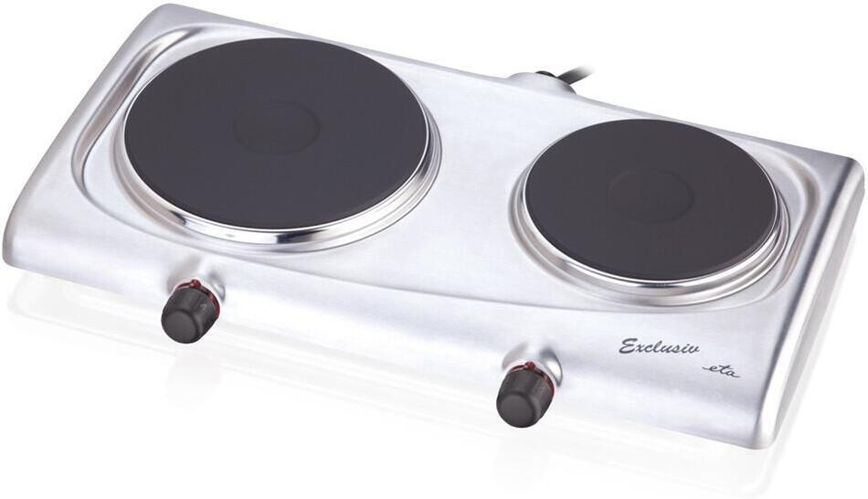 Elektrický vařič ETA 3119 90010 nerez, dvouplotnový