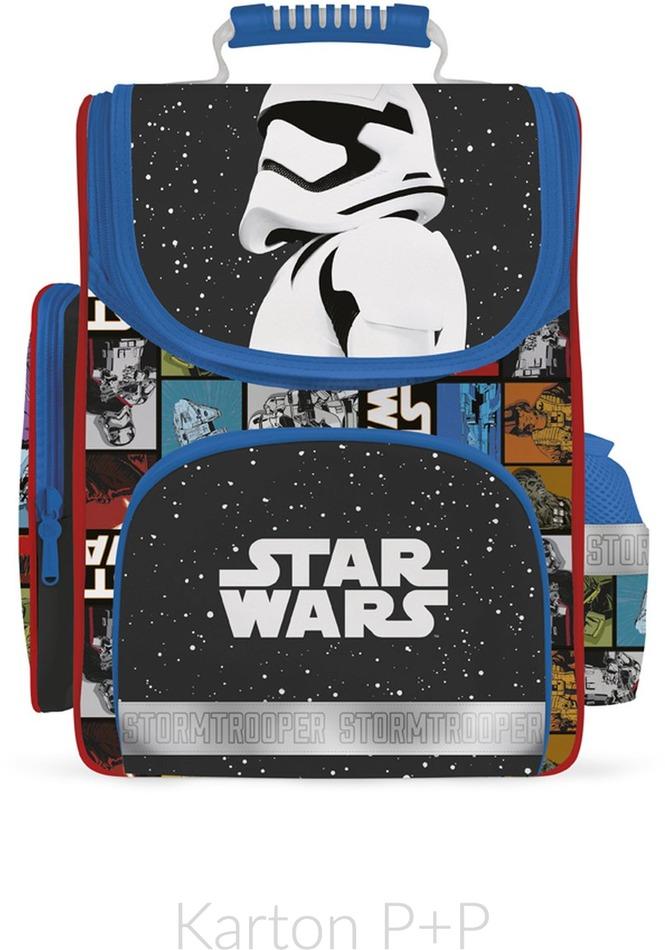 Akce Karton P+P Anatomický batoh ERGO KIDDY Star Wars II. 1-570 ... 6ab3c39887