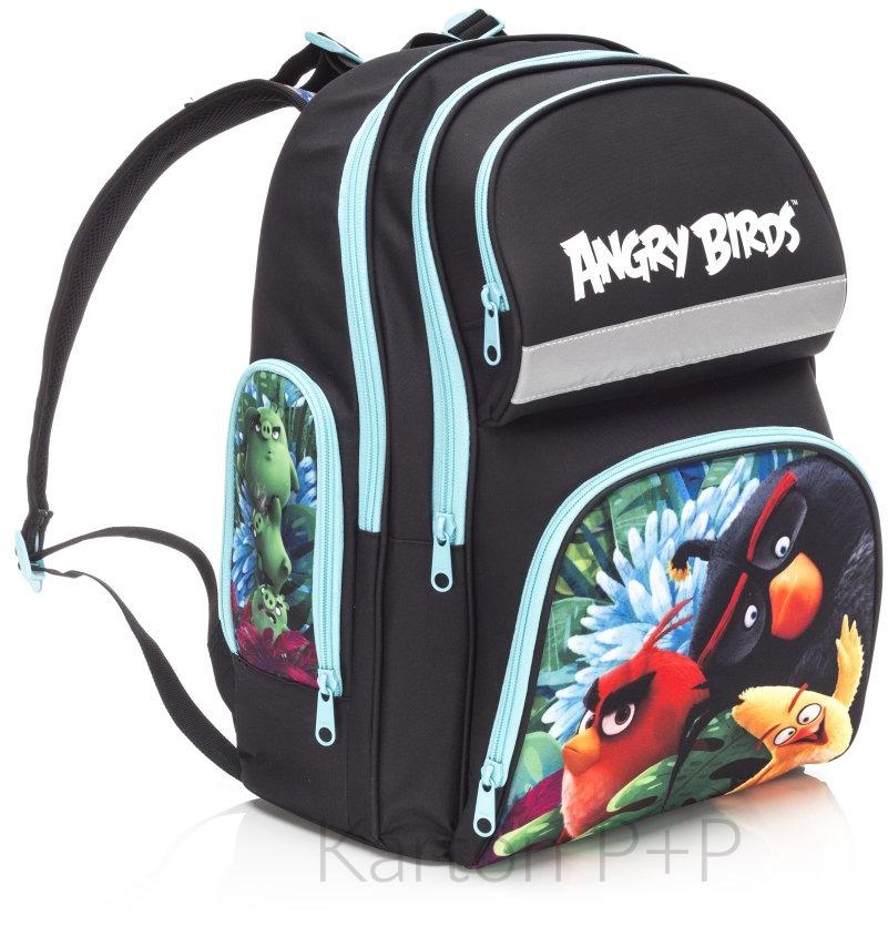Recenze Karton P+P Školní batoh ERGO COMPACT Angry Birds Movie 3-187 ... 46031eeab9