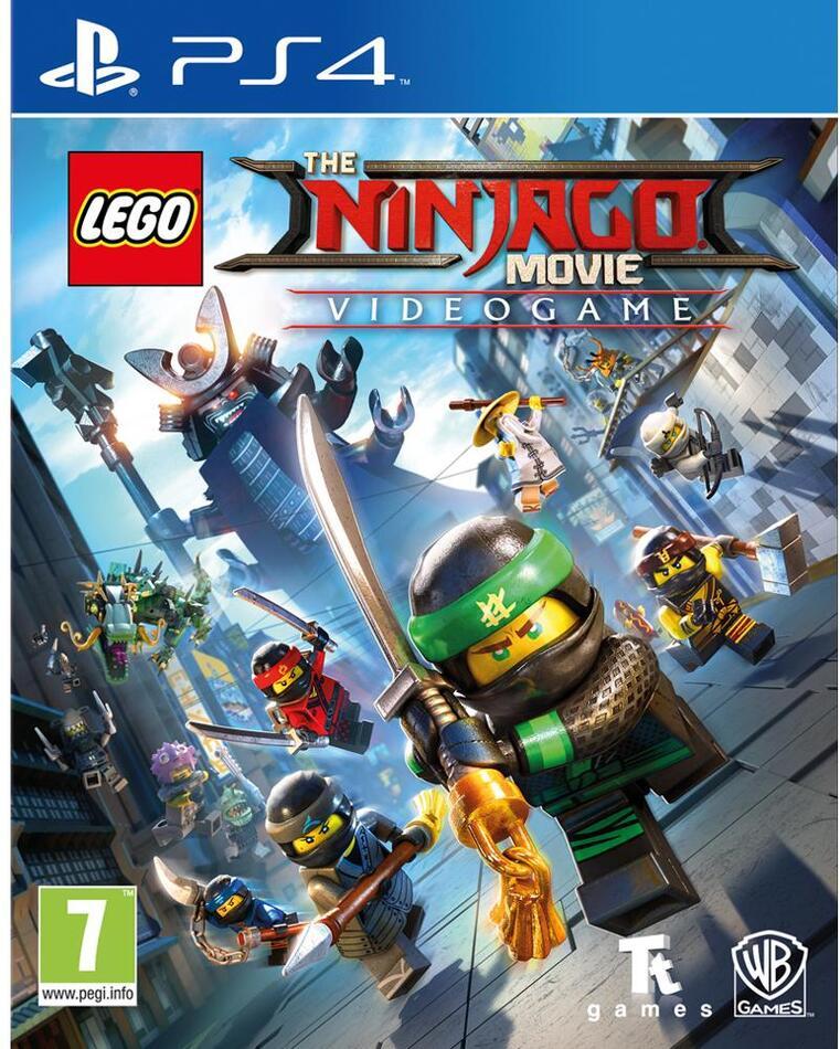 LEGO NINJAGO MOVIE hra PS4 Warner Bros