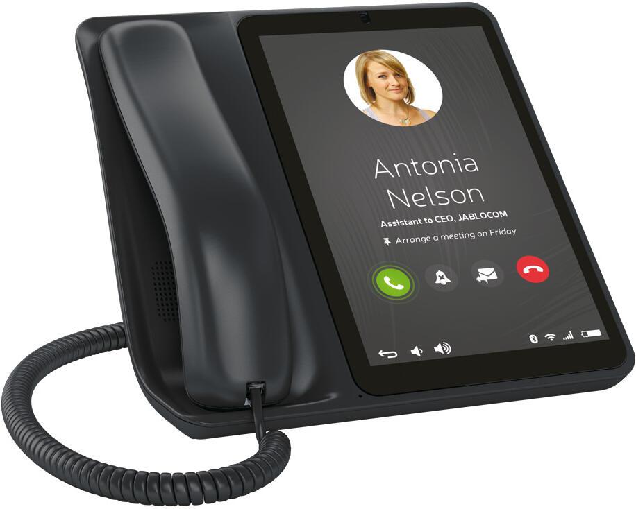 Stolní telefon Jablocom RAVEN (GDP-08)