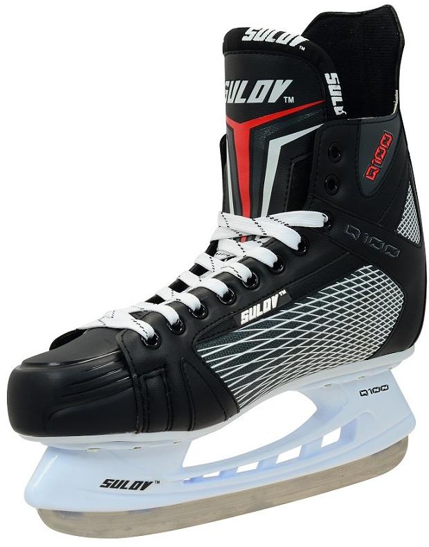 Hokejové brusle SULOV Q100, vel.41