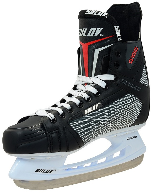 Hokejové brusle SULOV Q100, vel.45