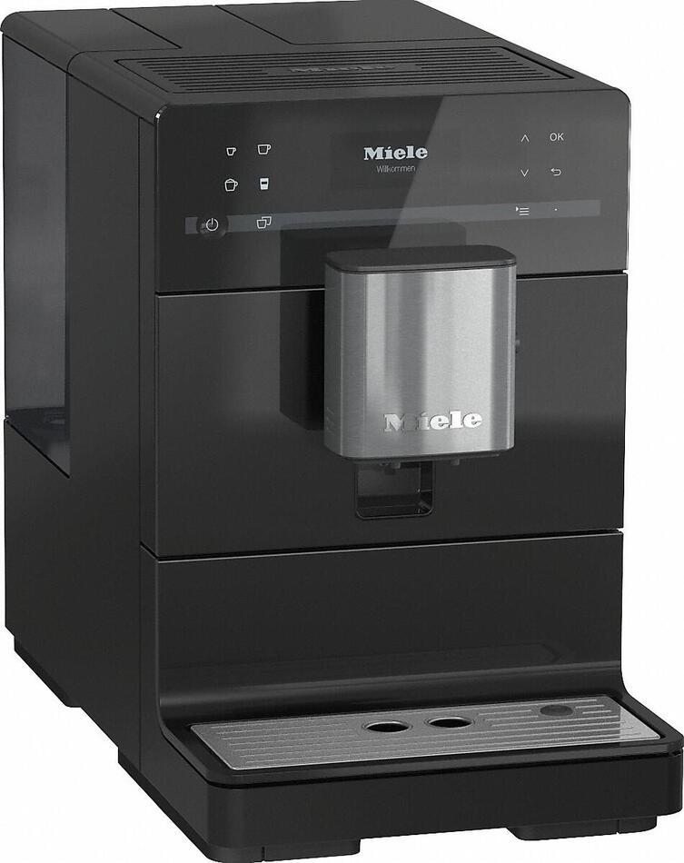 Kávovar Miele CM 5300 černé