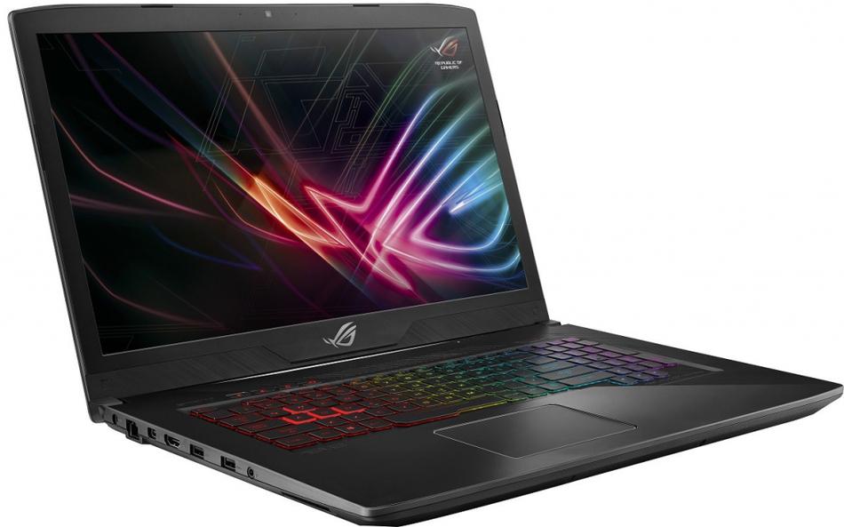288bf1eedf Notebook Asus - Republic of Gamers GL703VM - černý ...