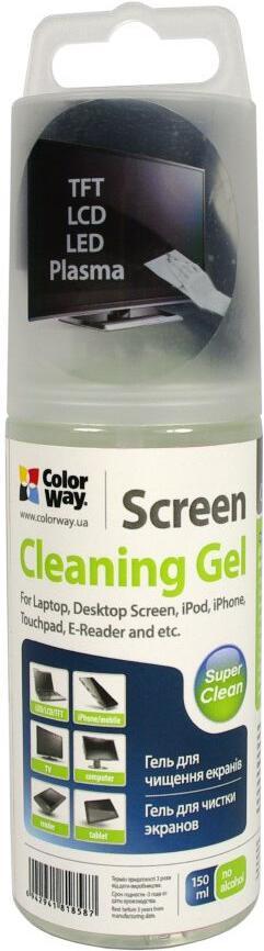 COLORWAY antibakteriální čistící gel pro LED/ LCD/ TFT panely (CW-5151)