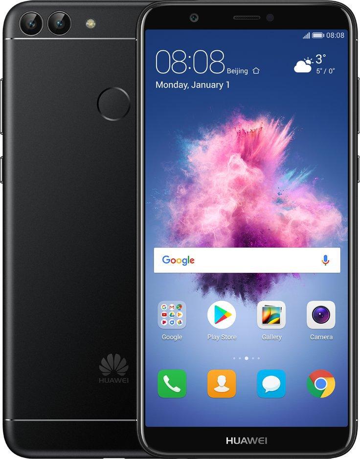 Příslušenství k Huawei P Smart DualSIM Black - mobilní telefon ... e1eeb106843