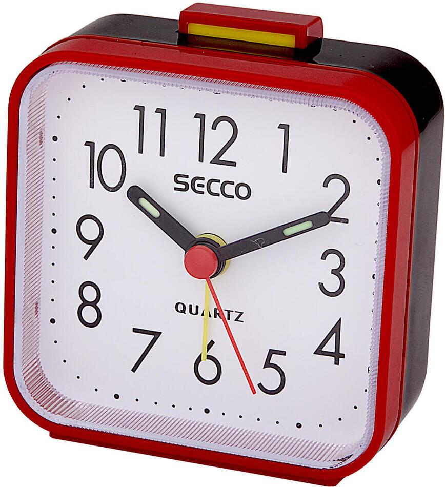 Budík Secco S CS818-3-6 (510)  d5262691ff8