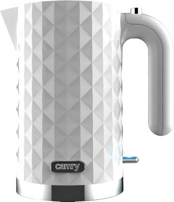 Rychlovarná konvice Camry CR1269W, bílá