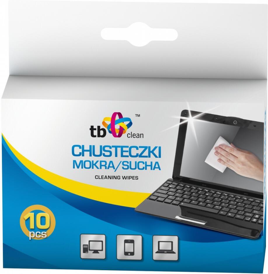 TB Clean Ubrousky 10/10 (ABTBCU0CH10)
