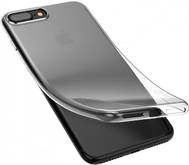LAB.C Slim Soft Case pro iPhone 7/8 Plus - čirý (LABC-161-CR)