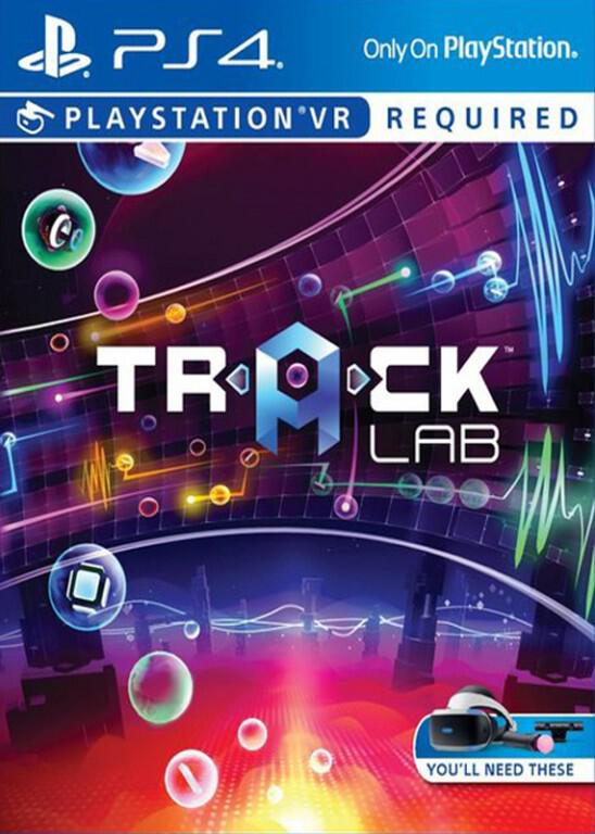 PS4 VR - Track Lab - 22.8. (PS719717010)