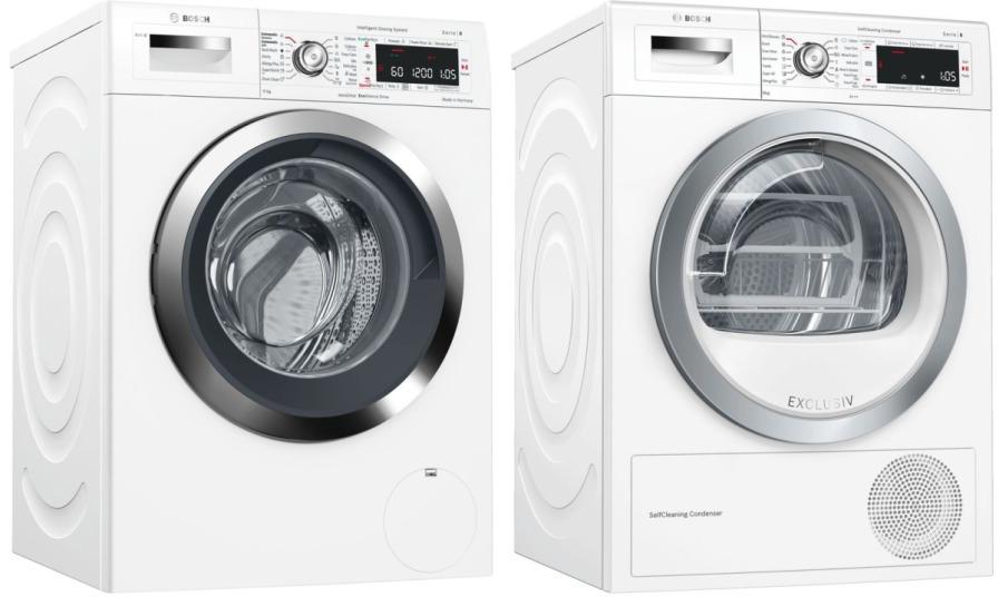 Recenze Bosch WAW326H0EU + Sušička Bosch WTW85590BY - SET Pračka ... ec8f6048b1