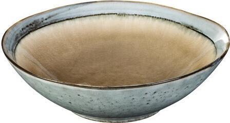Hluboký talíř Tescoma EMOTION pr. 19 cm, hnědá