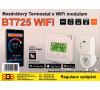 ELEKTROBOCK Termostat bezdrátový digitální prostorový s WIFI modulem BT725 WIFI Elektrobock