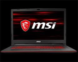 "MSI GL73 8SE-205CZ / i7-8750H Coffeelake / 16GB / 256GB SSD+1TB HDD / RTX 2060, 6GB / 17,3""FHD 120Hz / Win10"