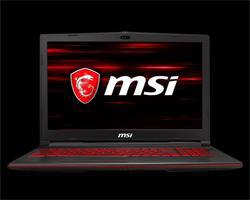 "MSI GL63 8SE-463CZ / i7-8750H Coffeelake / 16GB / 256SSD + 1TB HDD / RTX 2060, 6GB / 15.6"" FHD 120Hz / Win10"