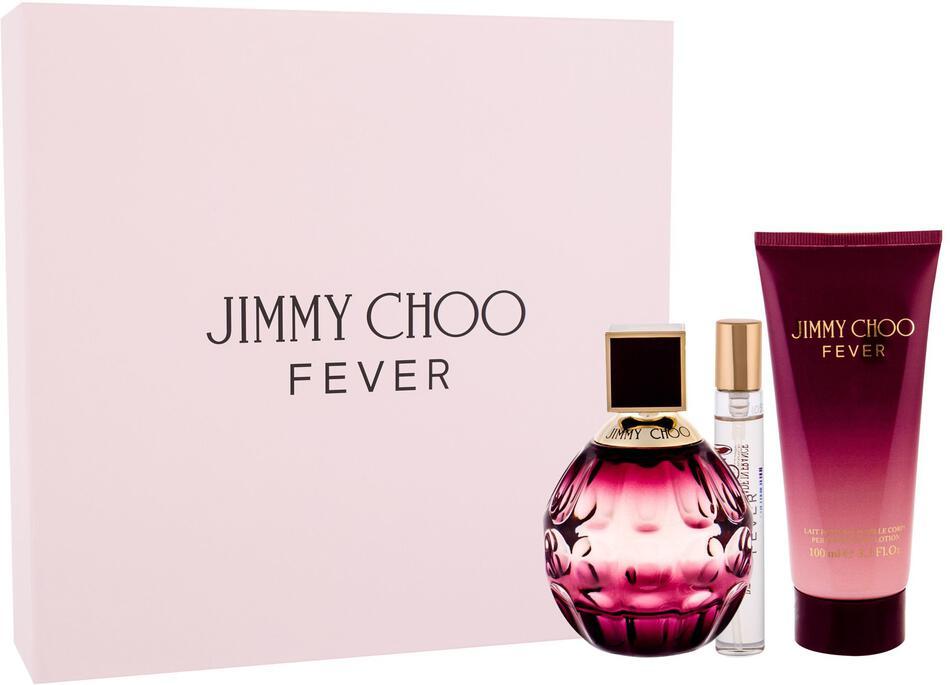 Parfémovaná voda Jimmy Choo Fever, 100 ml