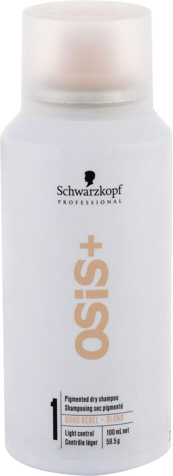Suchý šampon Schwarzkopf Osis+, 100 ml, odstín Blond