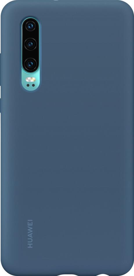 HUAWEI Silikonový kryt pro P30 Blue (51992850)