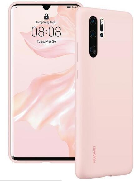 HUAWEI Silikonový kryt pro P30 Pro Pink (51992874)