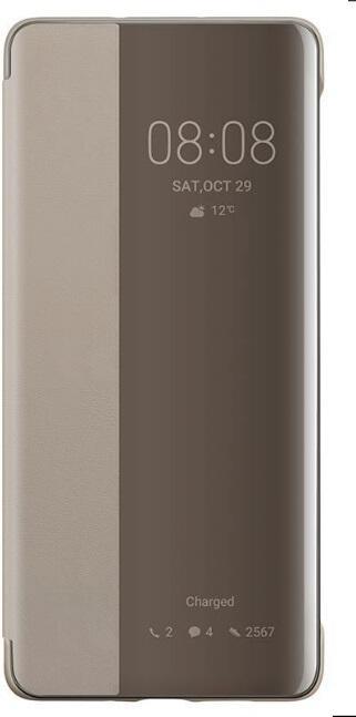 HUAWEI Smart View Flipové pouzdro P30 Pro Khaki (51992886)